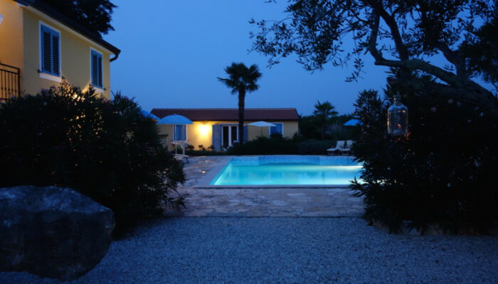 Boutique accommodatie Casa Luconi in Istrië Kroatië