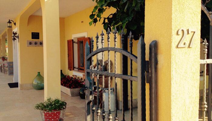 Kleinschalig kindvriendelijk vakantie appartement in Istrië Kroatië