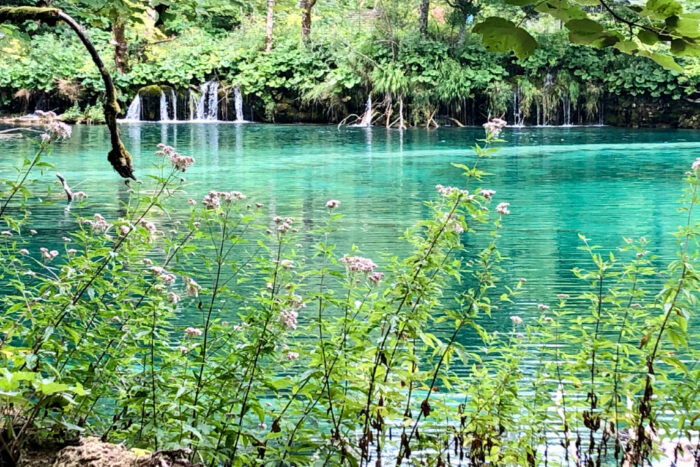 Plitvice meren dagtrip vanuit Istrië Kroatie