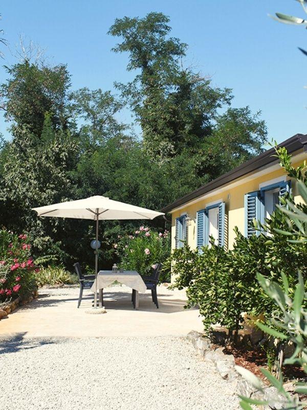 Kindvriendelijk vakantiehuis in Istrië
