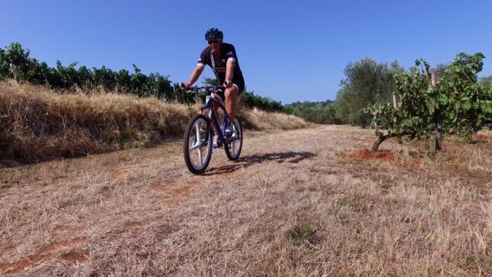 Mountainbike Urlaub Istrien Kroatien