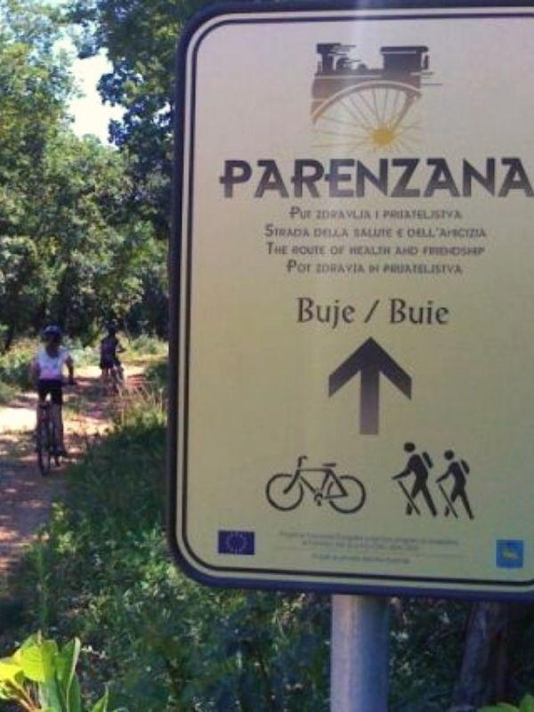 Mountainbike fietsvakantie in Istrië