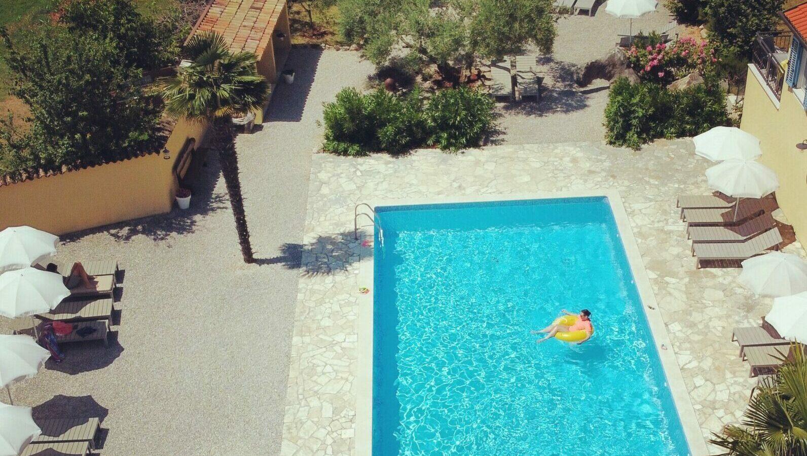 Kleinschalig vakantieresort Kroatië